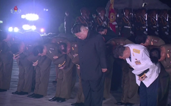NK leader says nuclear deterrence will guarantee national safety permanently