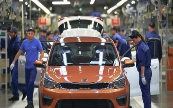 Hyundai Motor seeks to acquire GM plant in Russia
