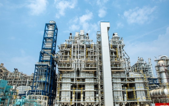 Hanwha bids for 50% stake in coronavirus-hit Sasol's chemical plant in US