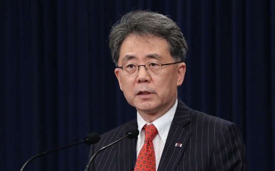 Seoul, Washington lift limitations on Korea's use of solid rocket fuel