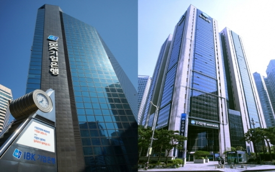 Virus, fund misselling shake up list of Korea's top banking groups
