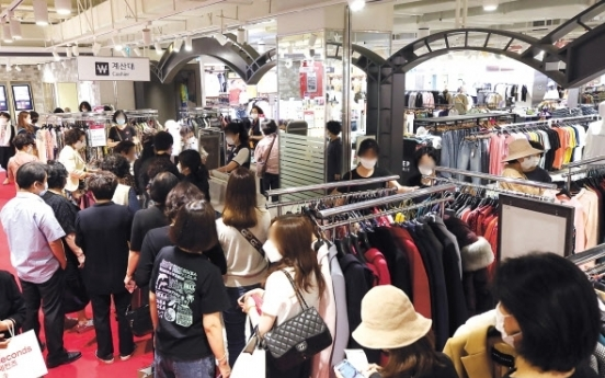 Korea's consumer sentiment soars to 5-month high in July