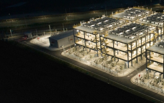 World's 1st by-product hydrogen fuel cell power plant built in Korea