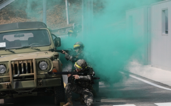 Military to resume reserve forces' training in September in scaled-back manner over coronavirus