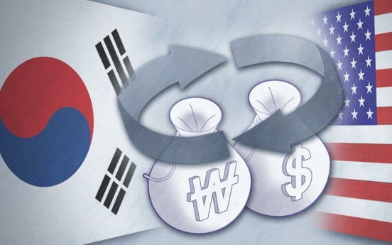 S. Korea, US extend $60b currency swap deal by 6 months amid pandemic