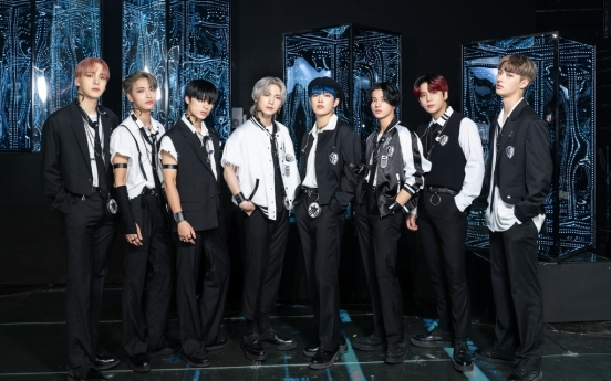 Ateez opens new chapter with 'Inception'
