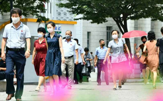 NK again claims zero coronavirus cases
