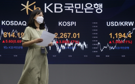 Seoul stocks hit 6-month high on tech firms, automakers