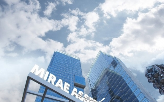 Mirae Asset Daewoo to buy back stocks worth W113.4b