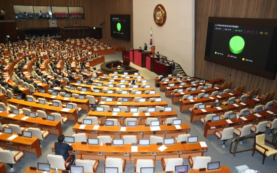 Contentious bills on tenants' rights passed