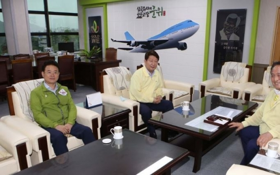 Southeastern counties agree to co-host new military airport