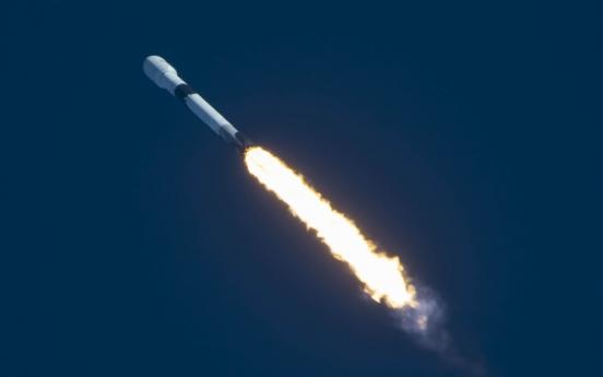 S. Korea's first military satellite successfully reaches orbit