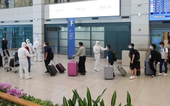 More S. Korean workers return home from virus-hit Iraq