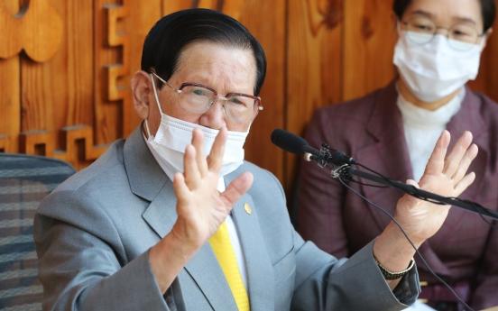 [Newsmaker] Arrest warrant hearing starts for Shincheonji leader