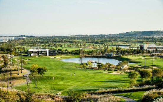 Incheon Airport, golf course operator to meet Wednesday over lease dispute