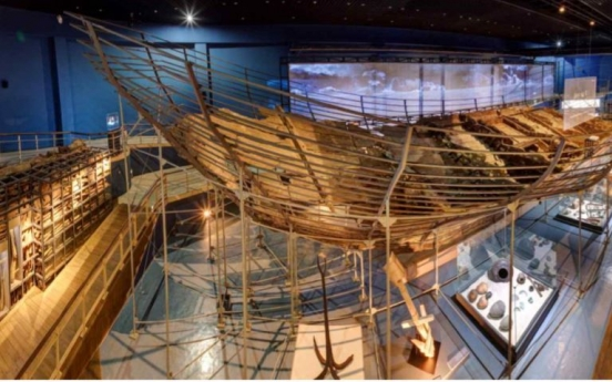 Treasures of Sinan shipwreck unveiled online