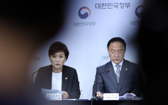 S. Korea to add 132,000 more houses in Seoul-Gyeonggi to solve supply-demand gap