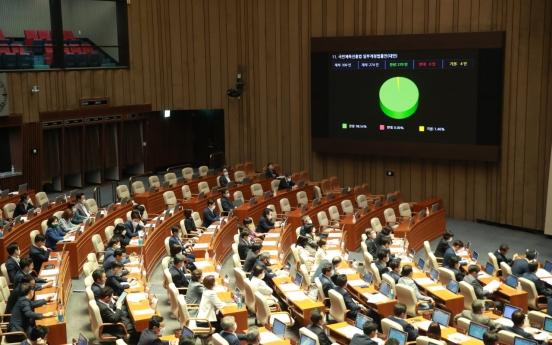 Real estate tax hikes pass through parliament