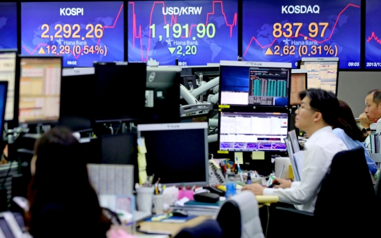 Seoul stocks open higher on progress in US stimulus moves
