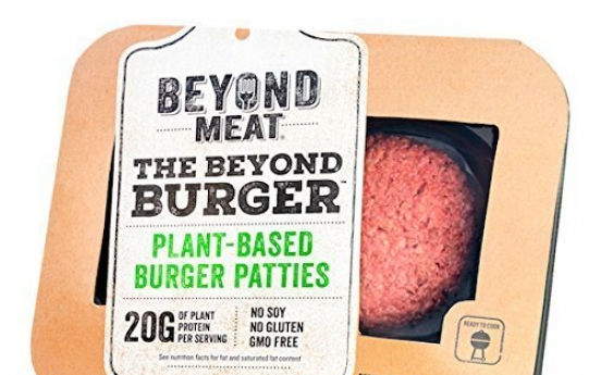 Dongwon F&B launches Beyond Meat in E-mart 'Vegan Zones'