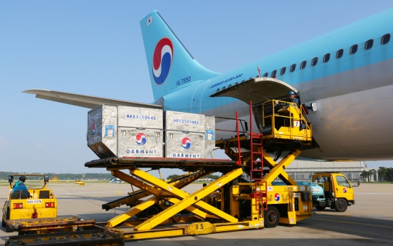 Korean Air saved by cargo in Q2