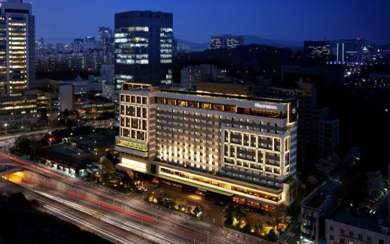 First five star hotel in Gangnam up for sale