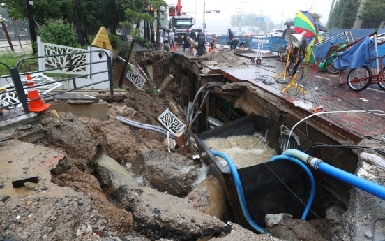 Death toll rises to 30 from days of heavy rains