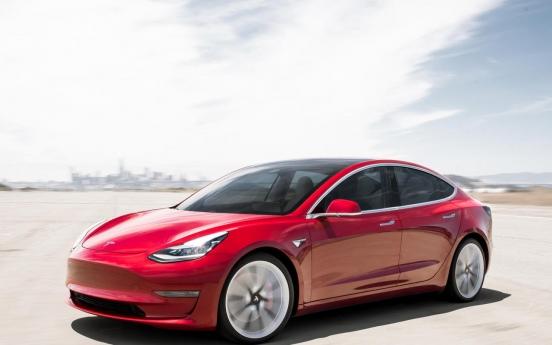 Korea mulls excluding Tesla from EV subsidy list