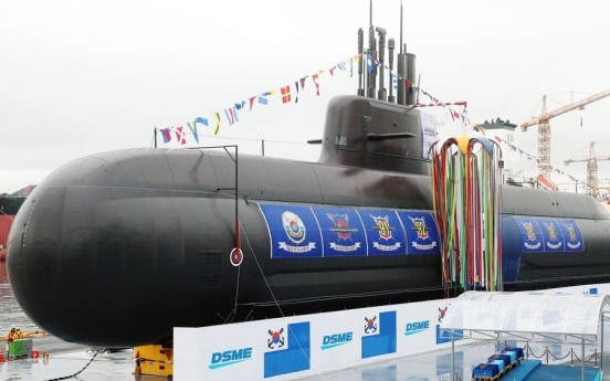 Defense Ministry plans to build enhanced ballistic missile submarines