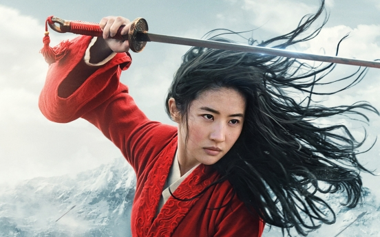 Disney's 'Mulan' confirms September cinema release in South Korea