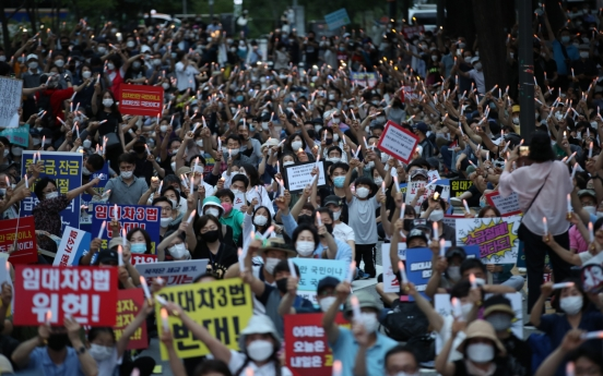 Conservative groups to hold massive rallies in downtown Seoul on Saturday