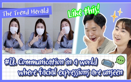 [Video] Communication in a world where facial expressions are unseen
