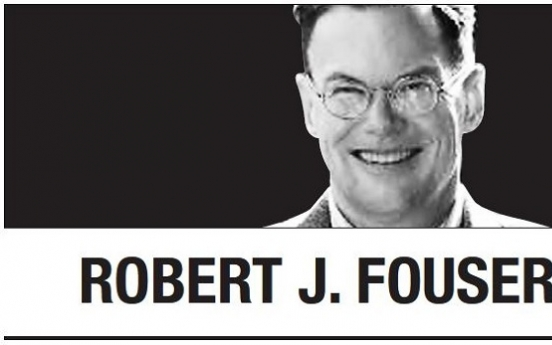 [Robert J. Fouser] Is 'Korean New Deal' needed?