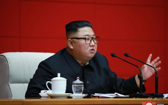 NK leader warns against accepting outside assistance over flood damage due to virus risk