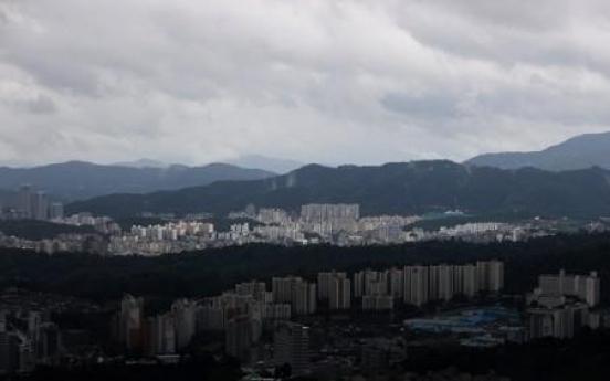 Heavy rain advisory lifted for some parts of Gyeonggi, Incheon regions