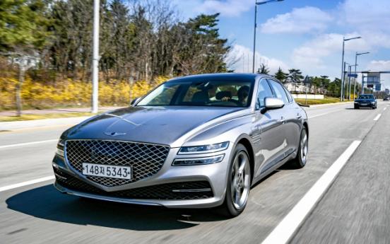 Genesis surpasses Benz, BMW as most sold premium brand