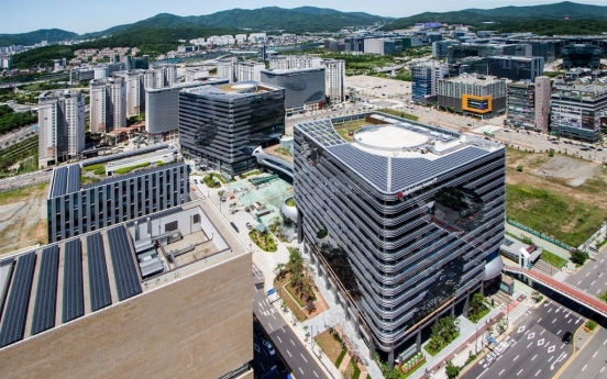 Pangyo offices under limelight in deregulation hopes: report