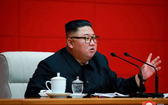 N. Korea to hold key party meeting this week to discuss 'increasing fighting efficiency'