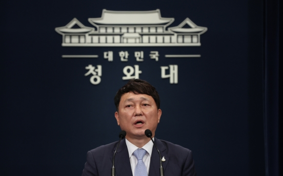 Moon and opposition leader may hold 1-on-1 meeting