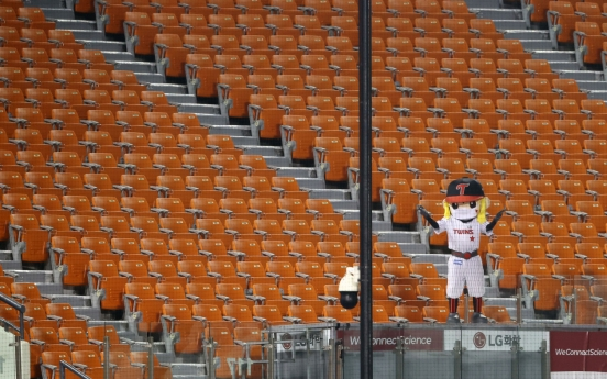 Amid coronavirus surge, 3 more KBO clubs to play home games without fans