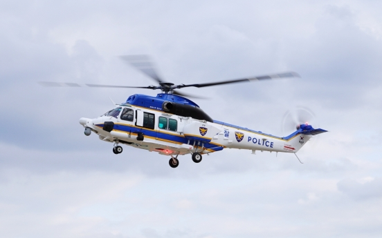 KAI to supply 2 more Chamsuri choppers to police