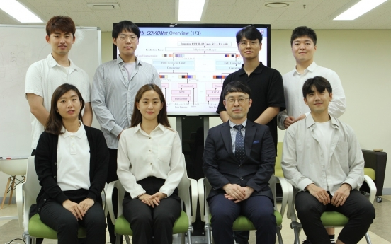 KAIST uses big data, AI to foresee foreign influx of pandemic