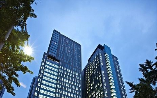Shinhan Alpha REIT to buy Twincity Namsan offices for W238.6b
