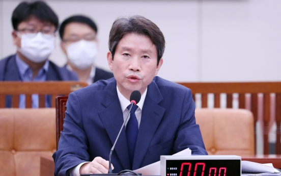 Unification minister calls for China's 'constructive' role in resumption of inter-Korean talks