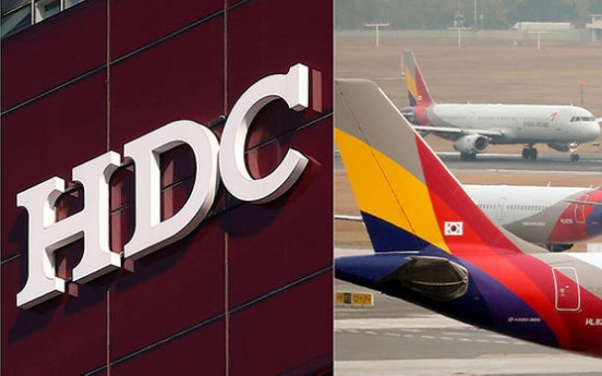 KDB proposes meeting with HDC chairman over shaky Asiana-HDC deal