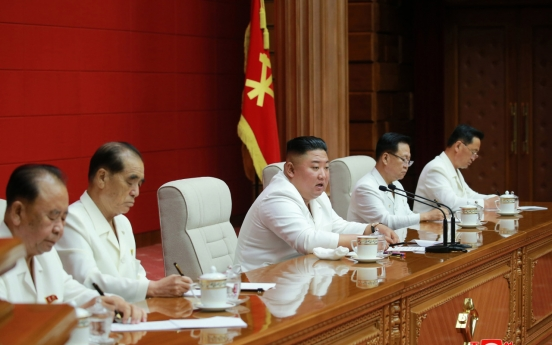 NK officials blame themselves for economic failure