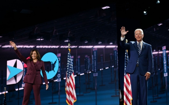 Biden reiterates commitment to alliances in nomination acceptance speech