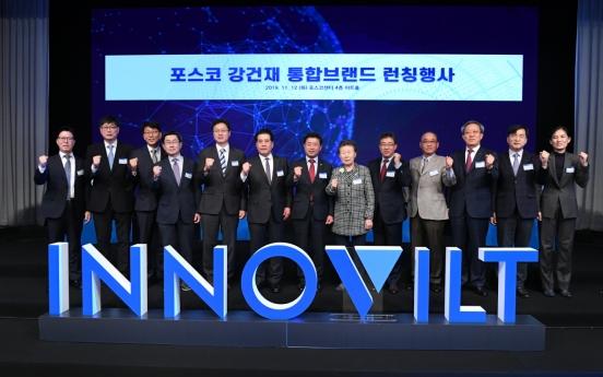 Posco seeks premium value with steel brand Innovilt