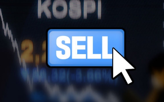 As Kospi recovers, foreign ownership hits 42-month low