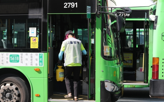 [Newsmaker] Operation of Seoul city buses temporarily halted as drivers tested positive